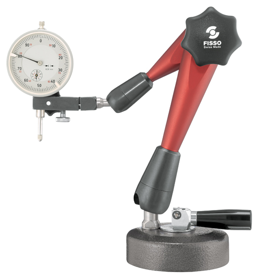 Articulated Arm Vacuum : Fisso strato line model m f v with vacuum base d